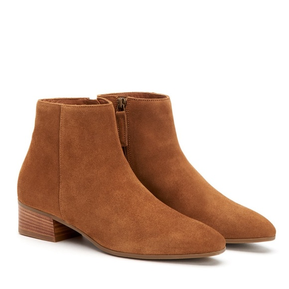Fuoco Suede Ankle Boot | Poshmark